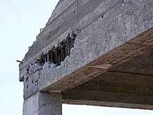 Poor construction methods and workmanship