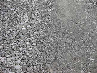 Seggregation of concrete