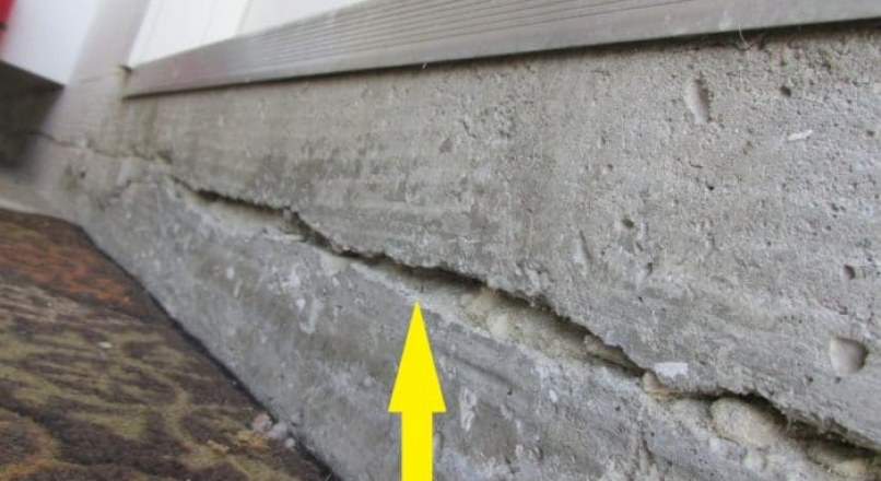 Cold Joint in Concrete and Methods of Treatment