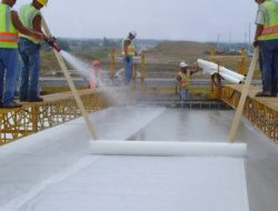 TESTS FOR WATER QUALITY FOR CONSTRUCTION