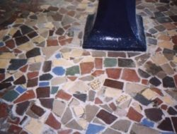 SPECIFICATION FOR MARBLE MOSAIC TILE FLOORING