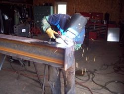 INSPECTION & TESTING OF WELDS IN STRUCTURAL STEEL