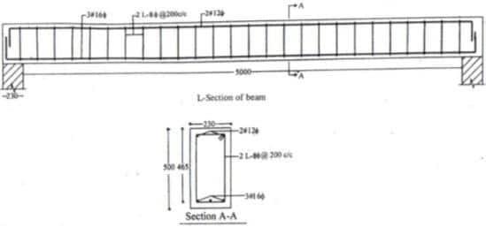 RCC Beam Detailing
