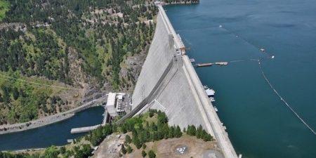 Non-overflow Dam