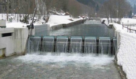 Small Dam