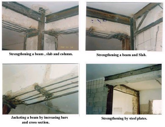 Strengthening Of Rinforced Concrete Beams