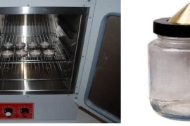 Determine Water Content of Soil by Oven Dry and Pycnometer Methods