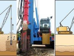 Vibro-Stabilization Method of Ground Improvement