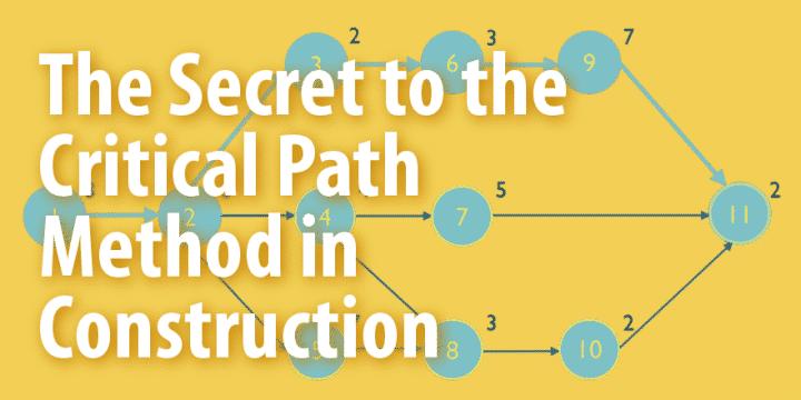 how to create a critical path