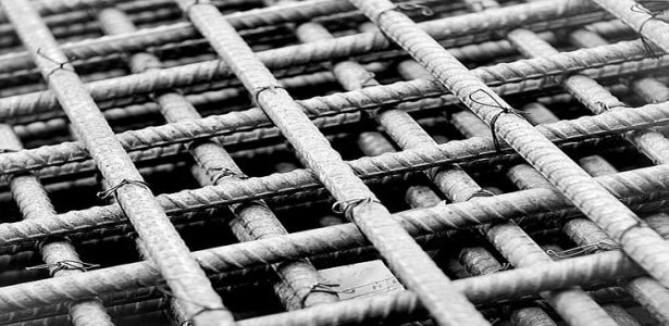 Size and Quantity of Reinforcement for Building Works