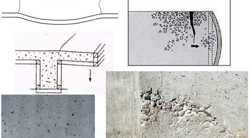 7 Types of Construction Defects in Reinforced Concrete Structures