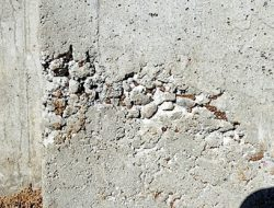 CONSTRUCTION DEFECTS IN CONCRETE STRUCTURES