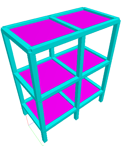 Building Structure Model