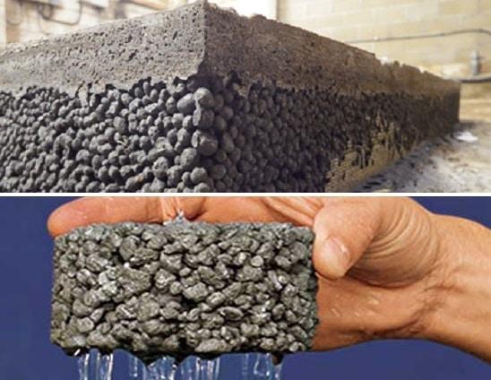 Light Concrete Mix : What is no fines concrete advantages and mix proportion