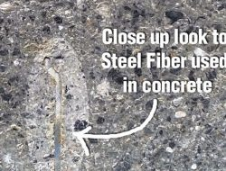 Steel Fiber Reinforced Concrete Mix Preparation and Uses