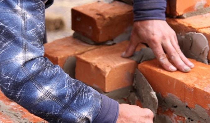 Brick Block Masonry