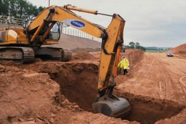 Excavation and Backfilling of Soil – Work Sequence and Procedure