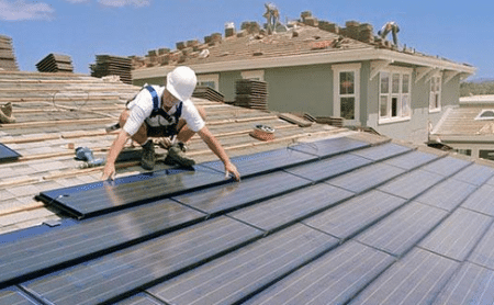 Reflecting Roofing Materials