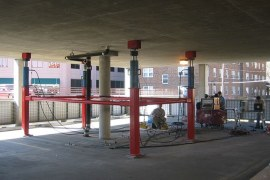 Strength Evaluation of Concrete Structures with Physical Load Test
