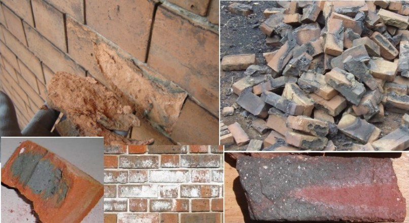 Types of Defects in Bricks and their Identification at Construction Site