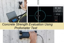 Profometer Test on Concrete Structures: Purpose and Applications