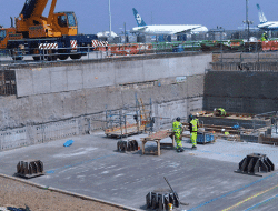 WATERPROOFING OF CONCRETE STRUCTURES
