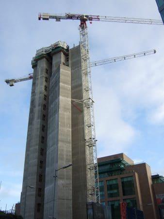 Vertical Slipform Construction