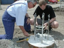 INTEGRITY TESTING OF CONCRETE PILES