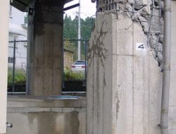Different Failure Modes of Concrete Columns – Compression Members
