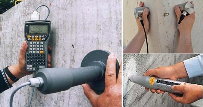 Non-Destructive Tests on Concrete - Methods, Uses