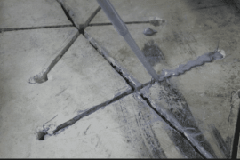 How to Repair Active Cracks in Concrete?