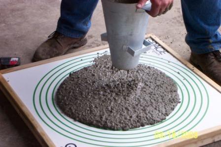 Concrete Quality Management System