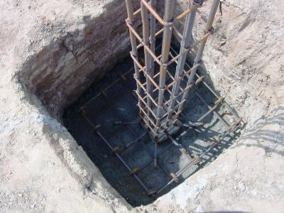 Methods Of Concreting Of Columns Pedestals And Footings