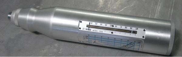 Rebound Hammer for Testing Concrete Compressive Strength
