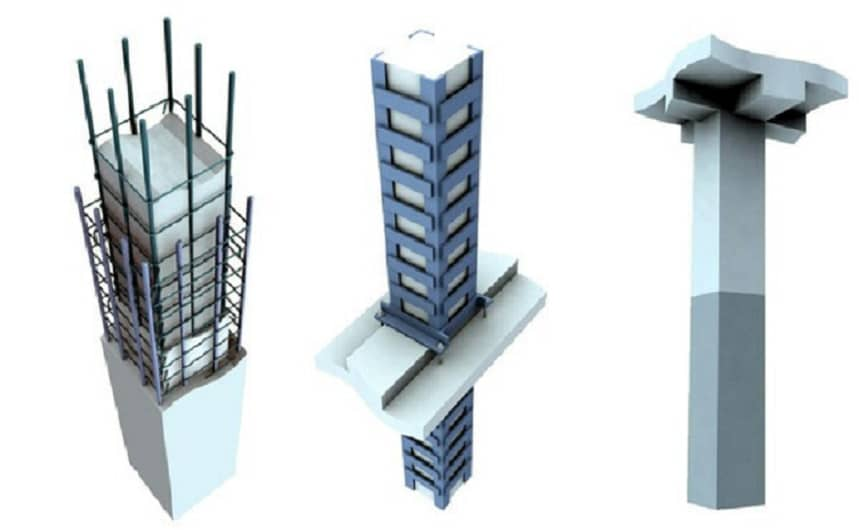 Methods Of Strengthening Concrete Columns