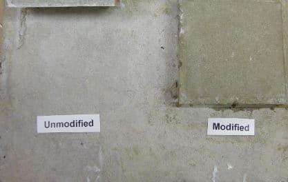 Unmodified Portland Cement Mortar