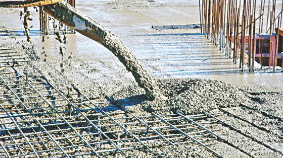 Rcc Concrete Time To Work : Recommended concrete mixes for various types of construction