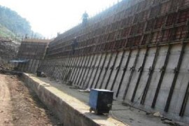 Types of Reinforced Concrete Retaining Wall and Their Components