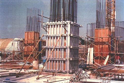 Concrete Formwork Checks During Concreting
