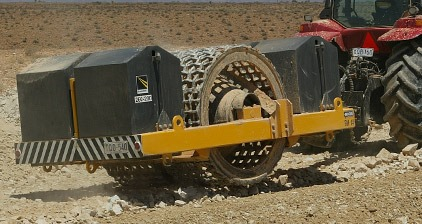 Grid Roller- Soil Compaction Equipment