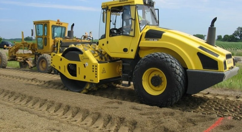 Different Types of Soil Compaction Equipments -Types of Rollers