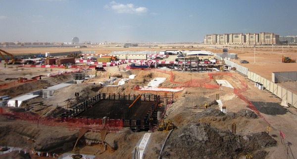Construction Cost Estimate for Projects