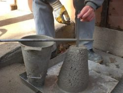 Advance Cast-in-Place Concrete for Repair of Structure