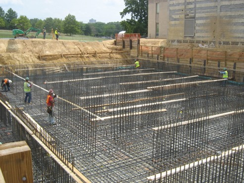 Types of foundation and their uses in building construction - Best kind of foundation pict ...