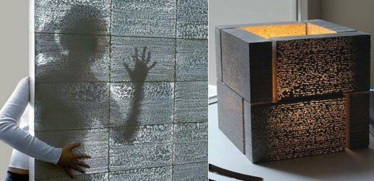 Transparent Concrete Or Light Transmitting Concrete