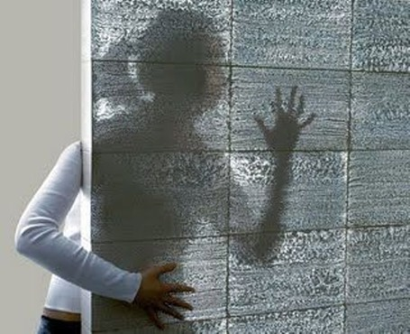 Transparent Concrete Wall