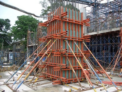 FORMWORK SAFE PRACTICES CHECKLIST