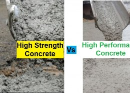 What are the Differences Between High-Strength and High-Performance Concrete?