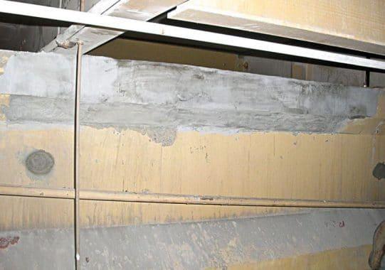 Materiales cementosos fundidos