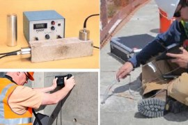 Non-destructive Tests on RC Structures: Basic Methods, and Purposes